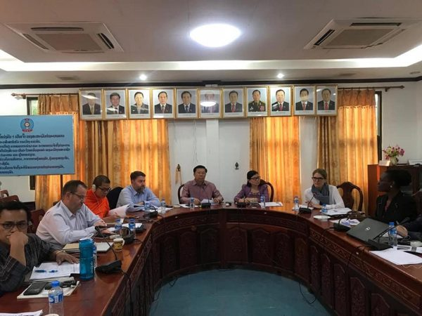 CCM meeting 15th March 2019