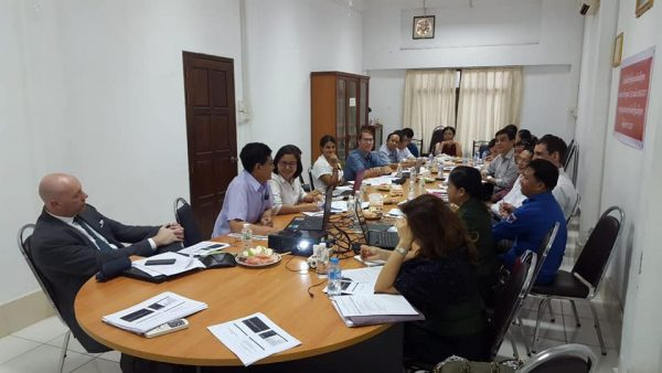 Oc and RMC meeting